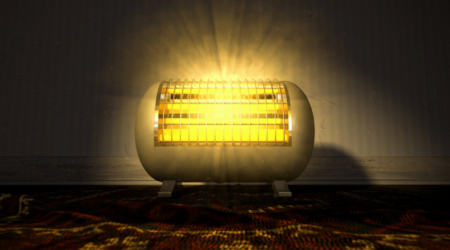 Featured Image - BEST SPACE HEATER REVIEWS_ PORTABLE CONVENIENCE FOR SMALLER SPACES