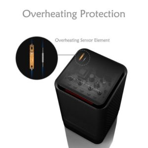 Geek-2016 Portable Electric Ceramic Heater with Warm & Cool Fan2