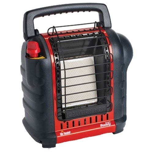 Mr. Heater Buddy Indoor-Safe Portable Radiant Heater