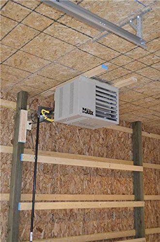 Mr. Heater F260550 Big Maxx MHU50NG Natural Gas Unit Heater