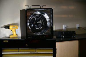 NewAir G56 Garage Heater 1