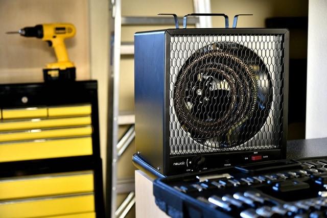 NewAir G56 Garage Heater 2