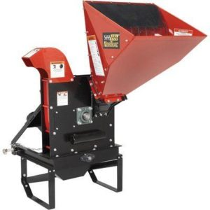 NorTrac PTO Chipper