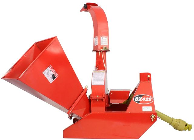 Titan Attachments Tractor PTO Wood Chipper