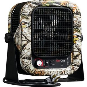 Cadet RCP502SCM Electric Portable Garage Camo Heater
