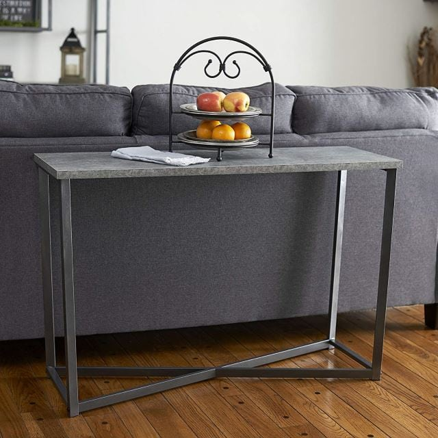 2. Concrete Bar Table