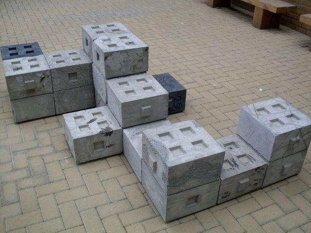 20. Block Bench