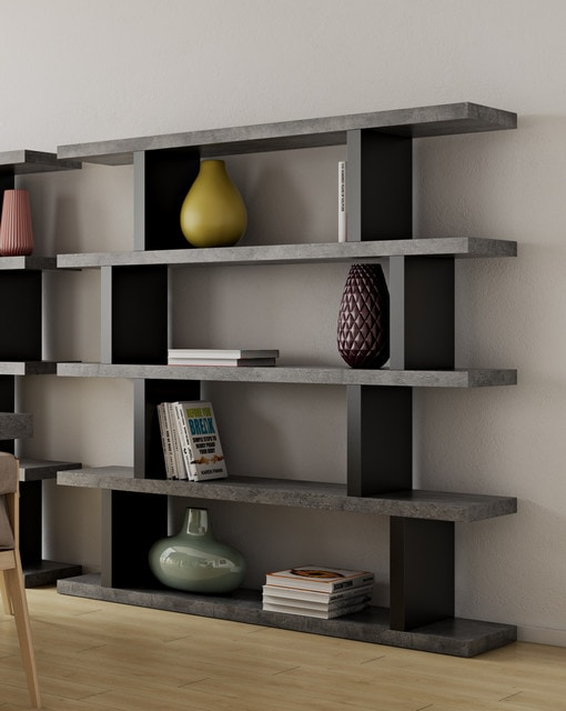 29. Concrete Shelves