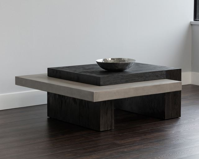 53. Square Coffee Table