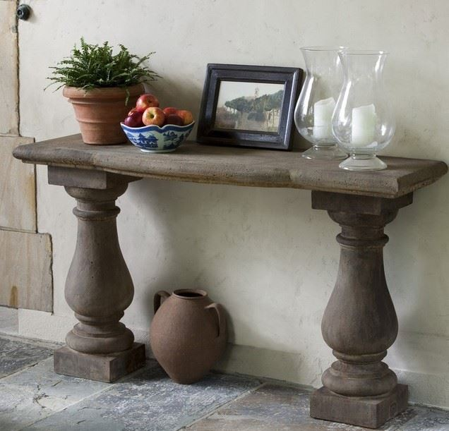 54. Cement Decorative Table