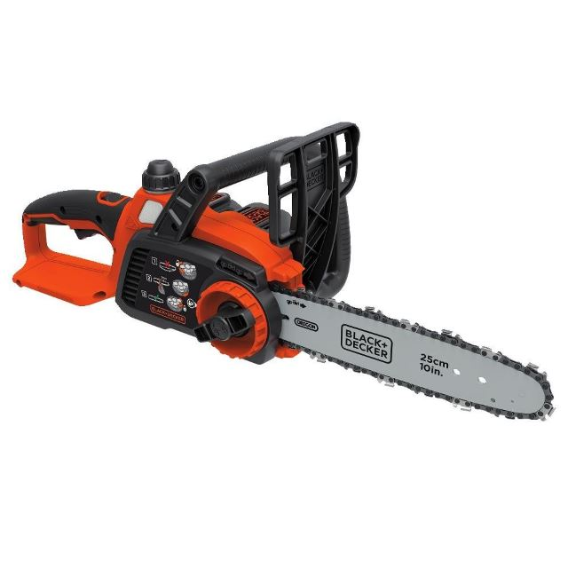 BLACK+DECKER LCS1020 20V MAX Lithium-Ion Chainsaw