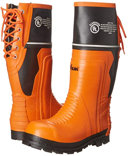 Viking Footwear Class 2 Chainsaw Boots