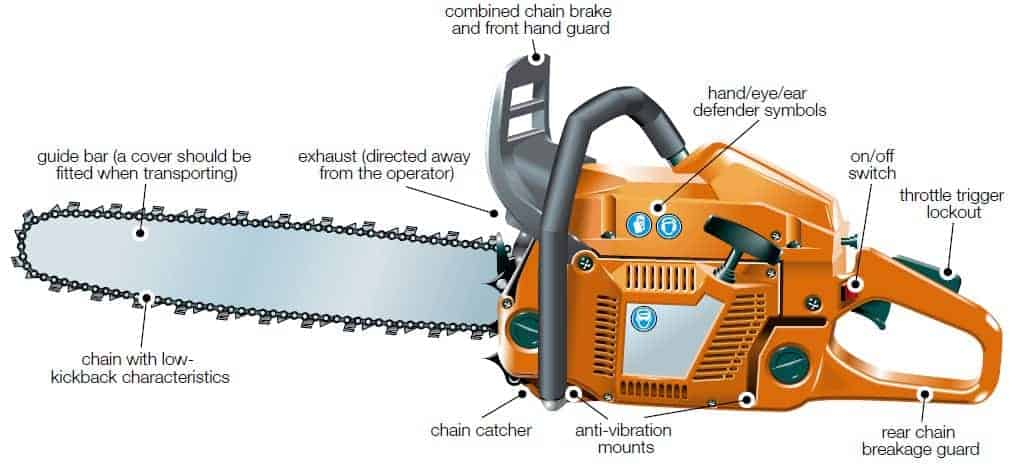 Chainsaw-Anatomy