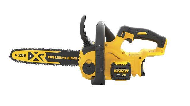DEWALT DCCS620B Cordless Chainsaw Kit