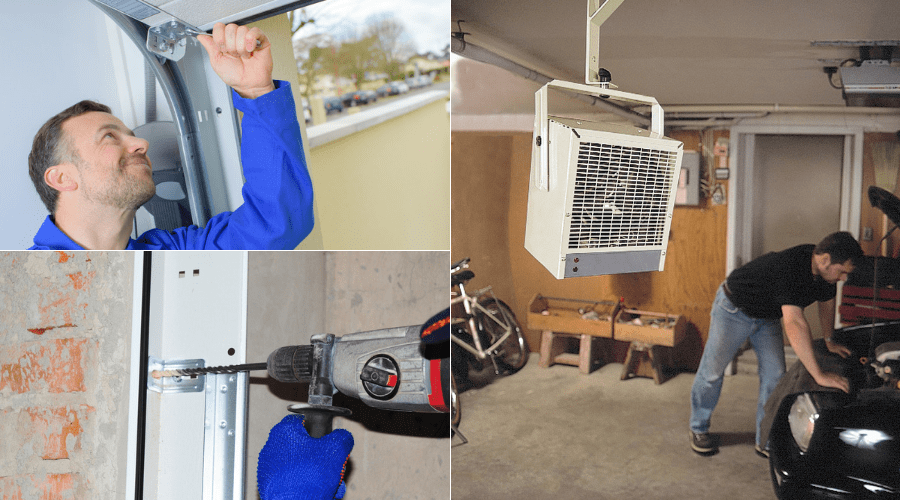 Featured Image - HOW TO INSTALL A GARAGE HEATER_ A BASIC OVERVIEW