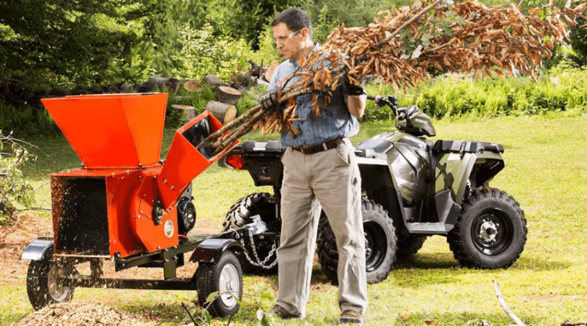 Featured Image - THE BEST DR POWER WOOD CHIPPER REVIEWS