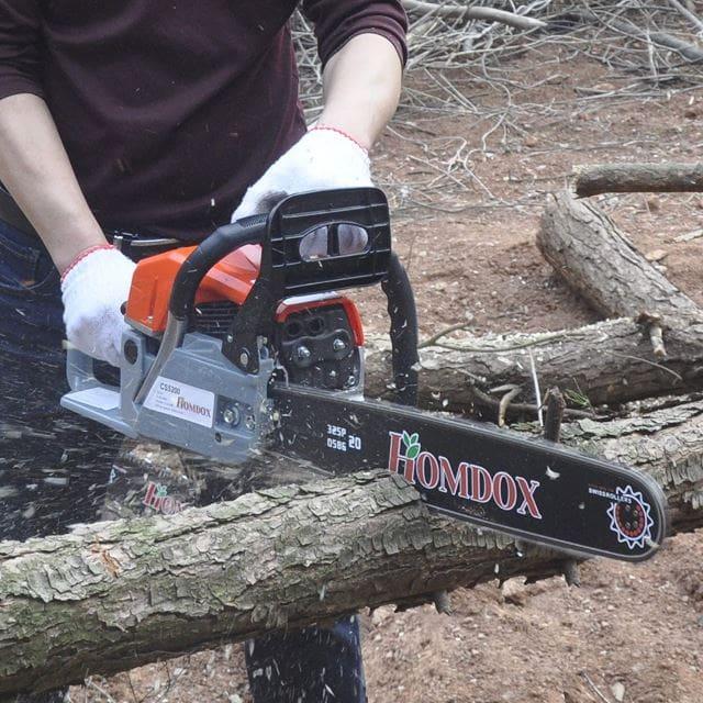 "Homdox 20"" 52CC Chainsaw"