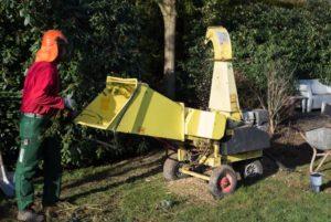 Greenworks Wood Chipper