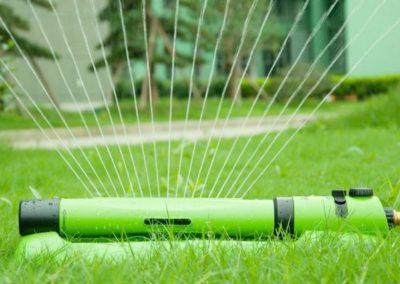 Oscillating Sprinkler