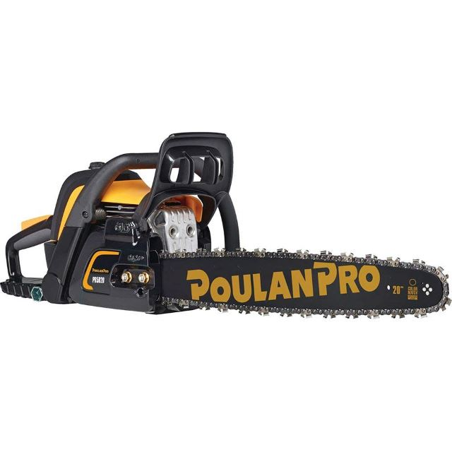 Poulan Pro 50cc Gas Powered Chain Saw