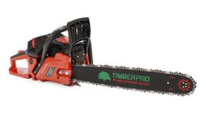 TIMBERPRO Professional Series 62cc Gas Powered Chainsaw