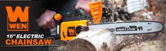 Wen 4017 16 inch Electric Chainsaw