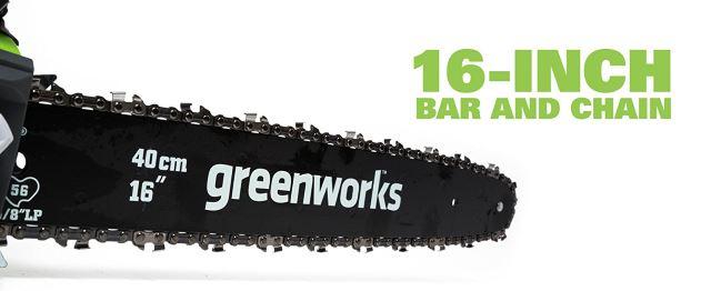 "16"" Bar Length"