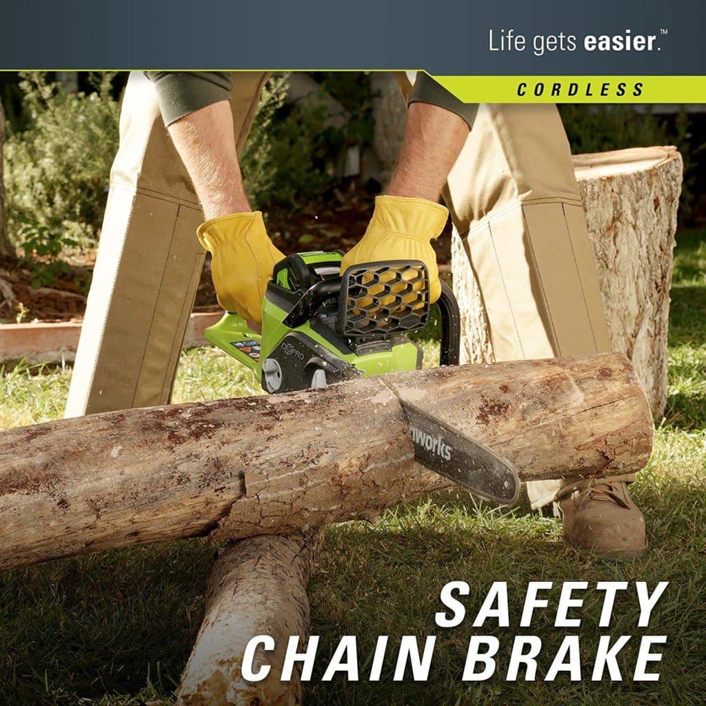 Electronic Chain Brake