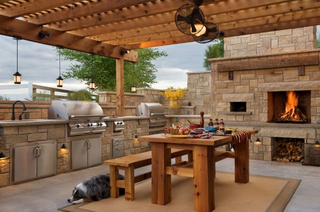 Livable Patio