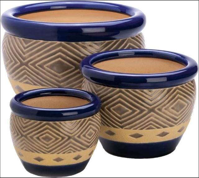 3 Piece Pot Set