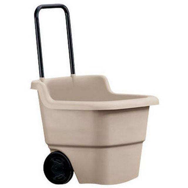 Rolling Lawn Cart