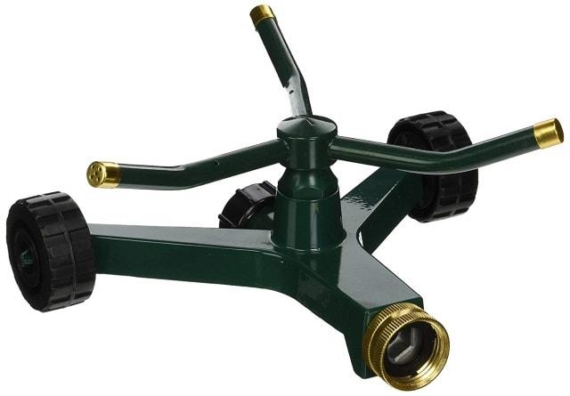 Orbit Metal 3-Arm Sprinkler