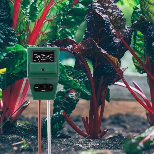 Instant Soil Tester