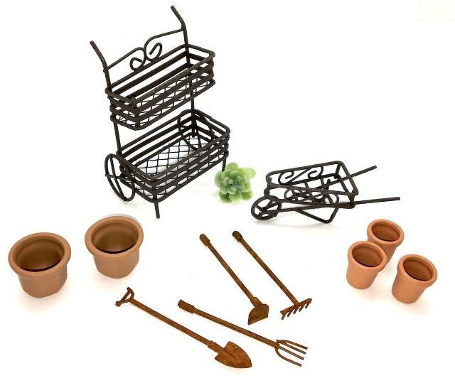 Fairy Gardening Tools