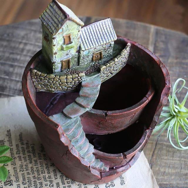 Fairy Garden Starter Kit