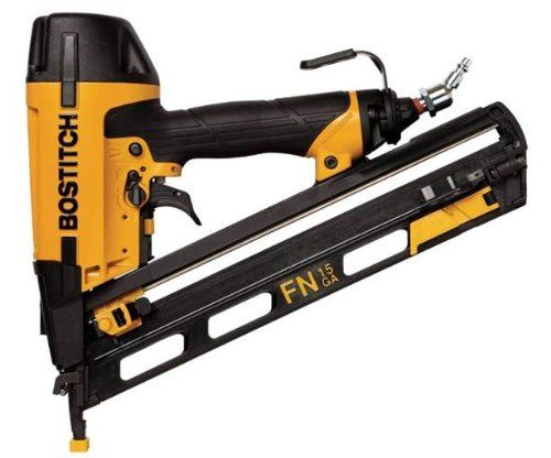 BOSTITCH Angled Finish Nailer