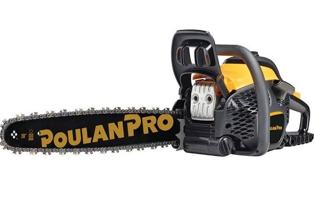 "Poulan PRO 20"" Chainsaw Review"