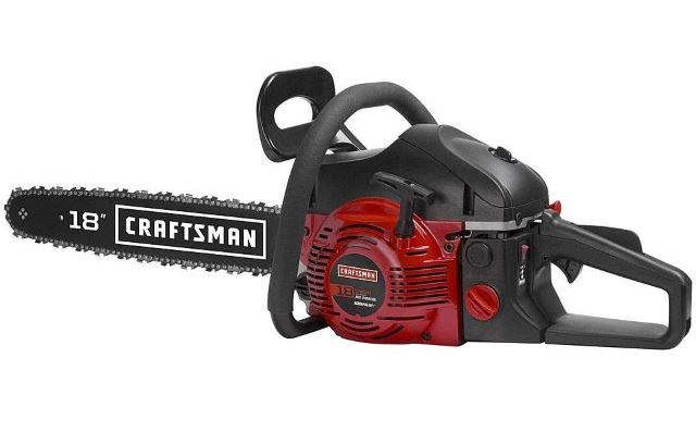 Best chainsaw reviews 2018 byb2 tableimage craftsman 18 keyboard keysfo Image collections