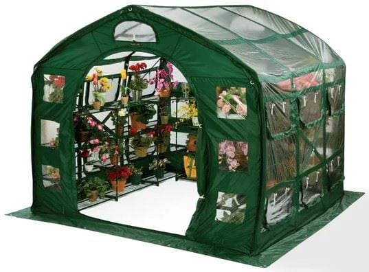 Farm House Greenhouse