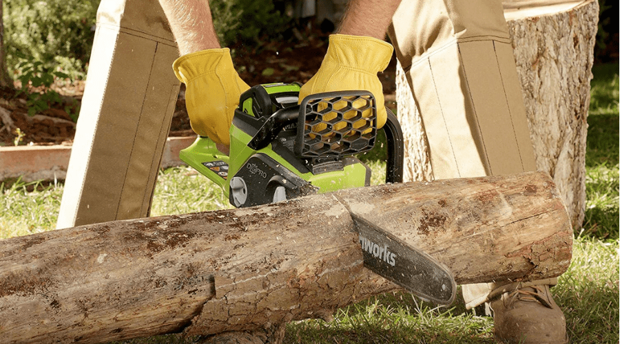 Featured Image - THE BEST BATTERY CHAINSAW FOR YOUR NEEDS
