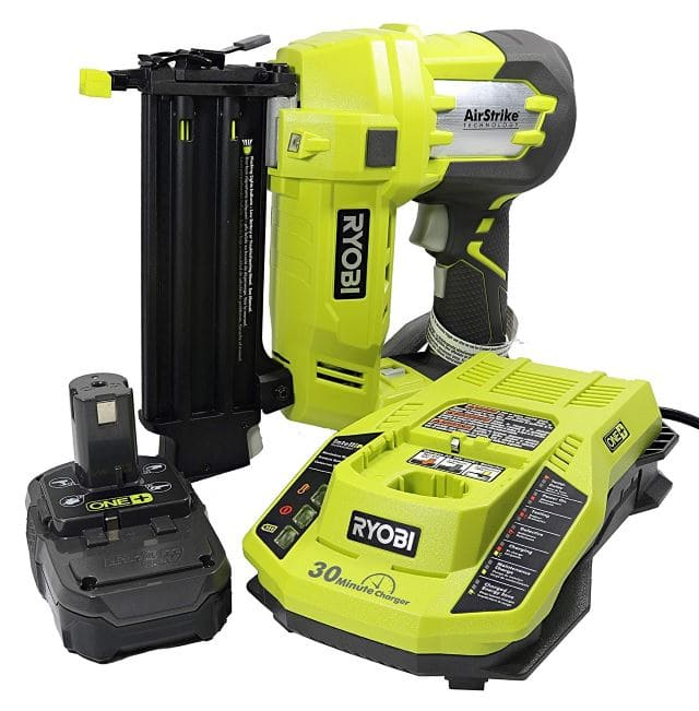 Best Cordless Nail Gun Reviews 2019