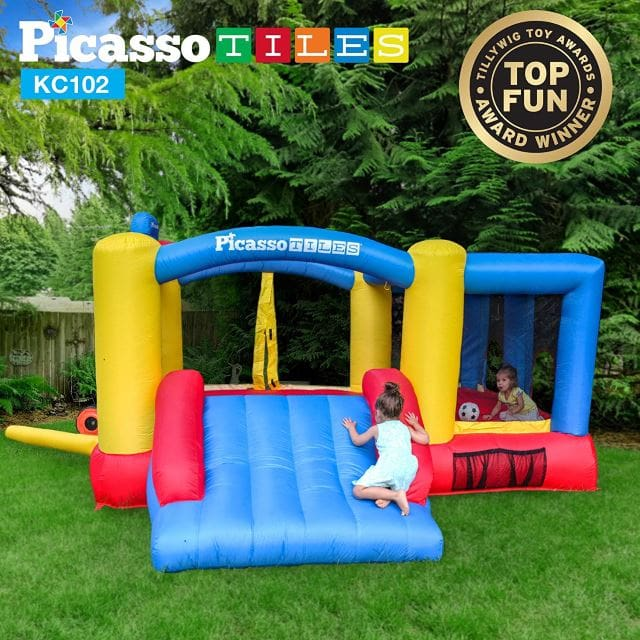 Inflatable Playset