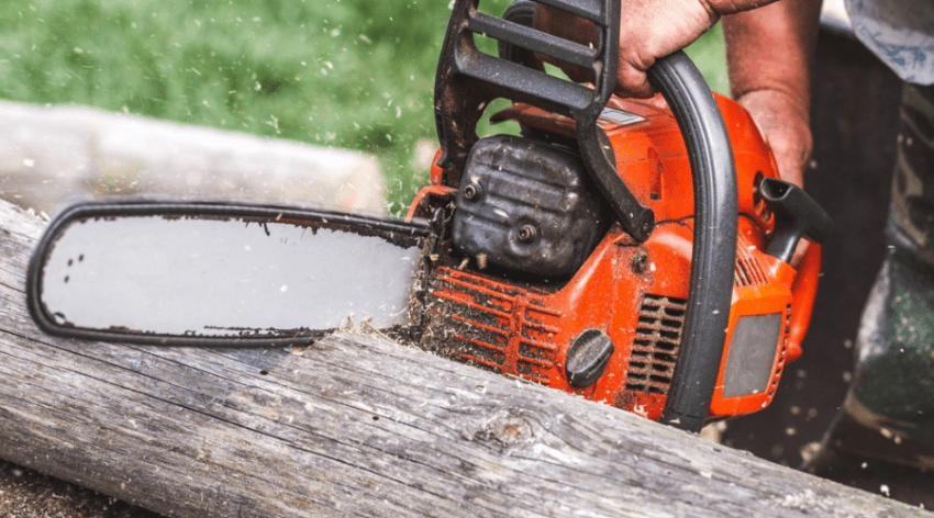 Featured Image - CHAINSAW NOT CUTTING_ TIPS TO GET BACK UP AND RUNNING