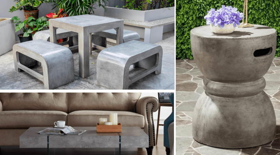 63 Of The Best Diy Concrete Furniture Ideas