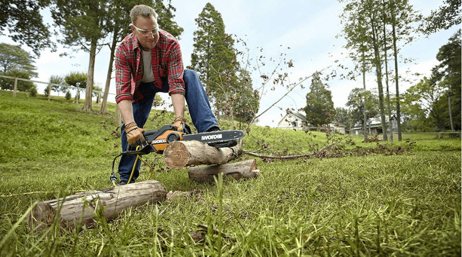 Featured Image - THE BEST CHAINSAW FOR THE MONEY