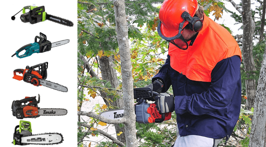 Featured Image - THE BEST SMALL CHAINSAW ON THE MARKET