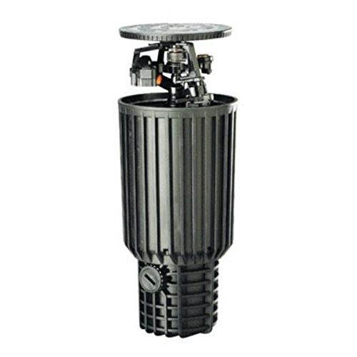 Irrigator Pro 803275 Pop-Up Impulse Sprinkler, 3-Inch, Black