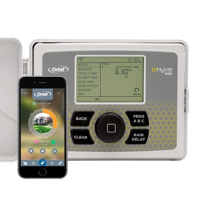 Orbit 57950 B-Hyve Smart Sprinkler Controller