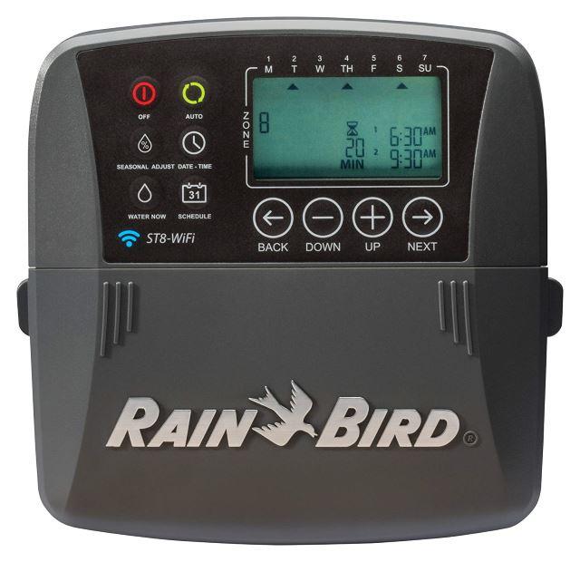 Rain Bird ST8I-WIFI Smart Sprinkler Controller