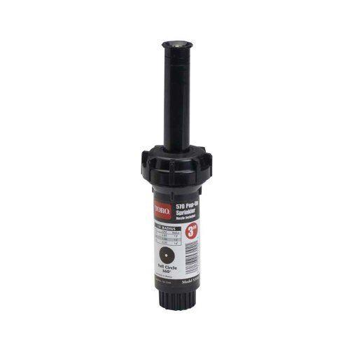 Toro 53816 3%22 180° 570Z™ Pro Series Pop-Up Fixed Spray With Nozzle